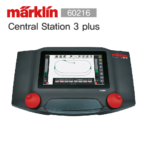 Marklin 60216 Central Station CS3 plus