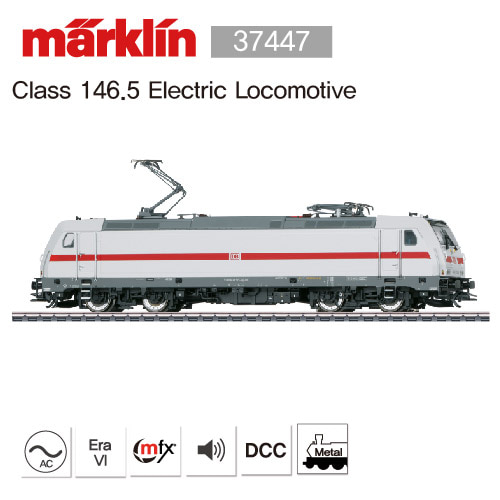 Marklin 37447 Class 146.5 Electric Locomotive
