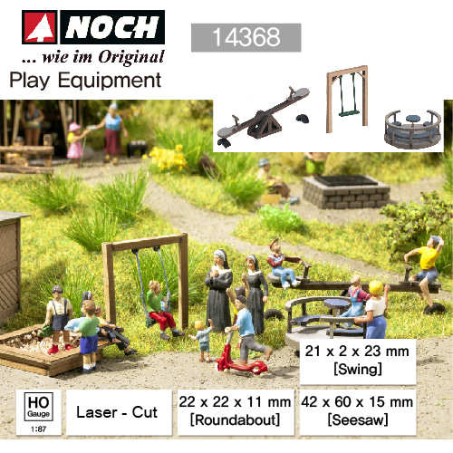 NOCH 14368 Play Equipment