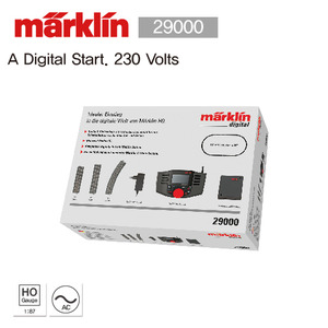 Marklin 29000 A Digital Start. 230 Volts