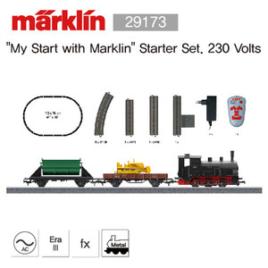 "Marklin 29173 ""My Start with Märklin"" Starter Set. 230 Volts"