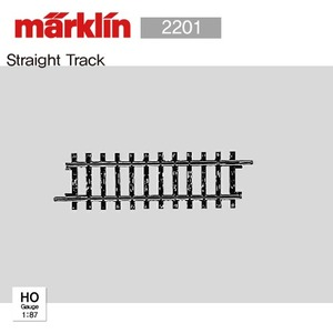 MARKLIN 2201 Straight Track