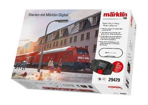 "Marklin 29479 Digital starter set ""Regional Express"". 230 volt"