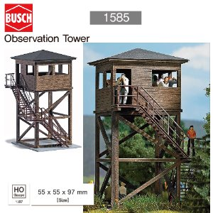 BUSCH HO 1585 Observation Tower