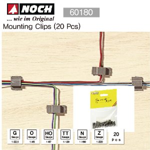 NOCH 60180 Cable Ties (20Pcs)