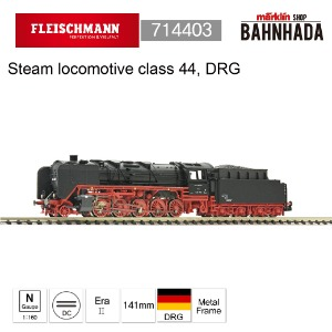 Fleischmann 714403 Steam locomotive class 44, DRG